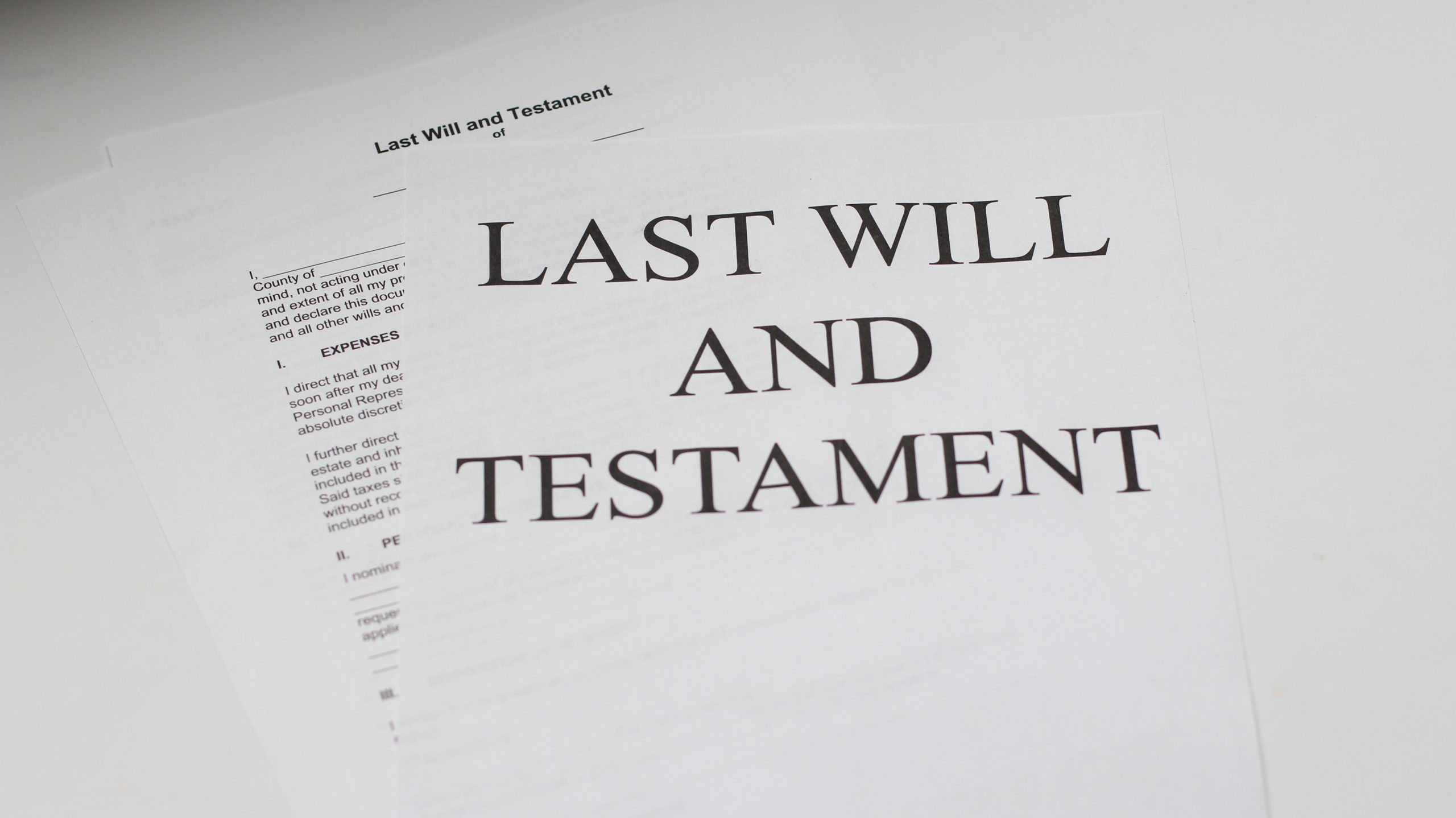 The Importance of Powers of Attorney & Wills